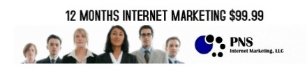 12 Months of Internet Marketing ONLY $99.99